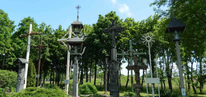 Kryžių kalnelis prie Kauno tvirtovės VI forto
