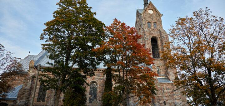 Senieji kryžiai prie Salako Švč. Mergelės Marijos Sopulingosios bažnyčios