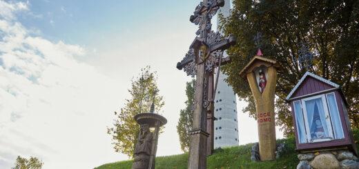Kryžių kalnelis prie TV bokšto