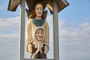 Tūkstantmečio ženklų takas – Angelų kalva