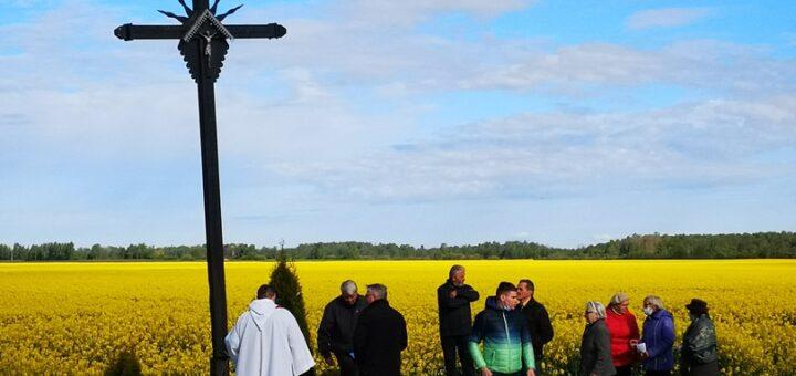 Kryžių lankymo tradicija Griškabūdžio apylinkėse