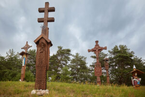 Didžiosios Kovos apygardos partizanų parkas