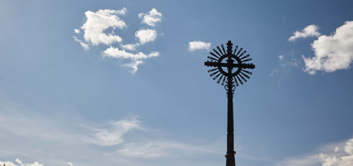 Kryžius Jonui PauliuiII