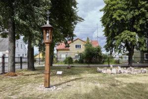 Švč. M. Marijos Vardo parapijos koplytstulpių parkas